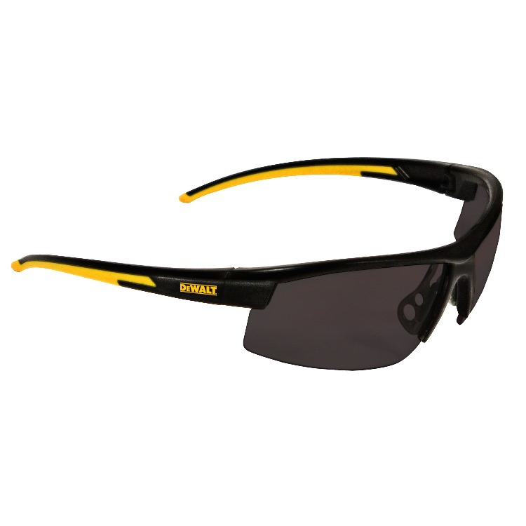 DeWalt Safety Glasses HDP Polarized Smoke Lens DPG99-2P