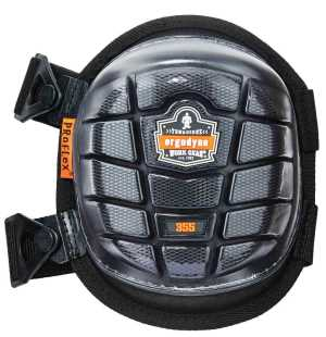 Ergodyne Proflex 355 Knee Pads Short Cap Injected Gel