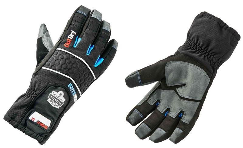 Ergodyne Proflex 819OD Extreme Thermal Waterproof Gloves with OutDry