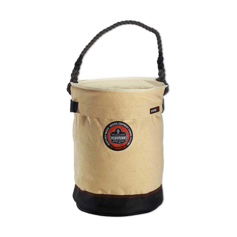 Ergodyne Arsenal 5730T Canvas Bucket With Top