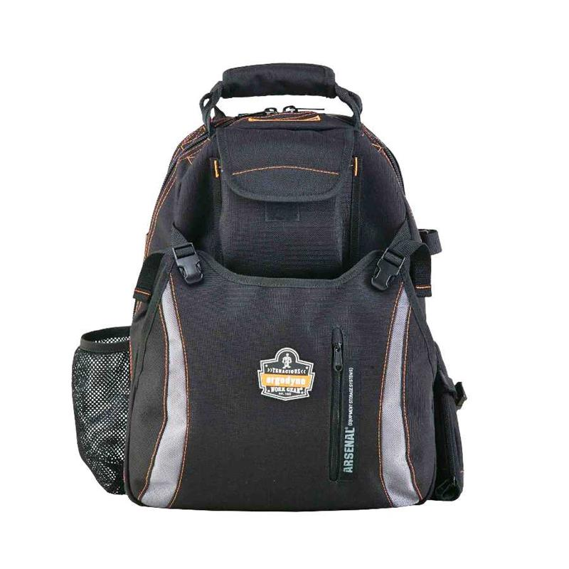 Ergodyne Arsenal 5843 Tool Backpack Dual Compartment