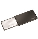 Eschenbach 1522-10 easyPOCKET XL Illuminated Magnifier
