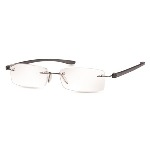 Eschenbach 2913-215 Ready Made Reading Glasses With Case 1.0 Diopter
