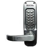 Lockey 1150DC Keyless Mechanical Digital Double Sided