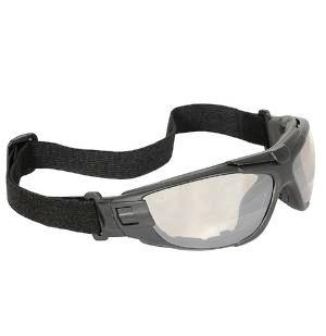 Radians Bifocal Reading Safety Goggles Glasses Cuatro Clear Lens 1.5