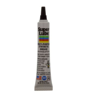 Super Lube Synthetic Grease With PTFE Teflon 21010 1/2oz Tube