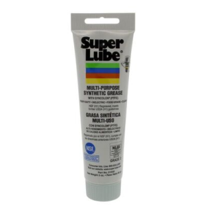 Super Lube Synthetic Grease With PTFE Teflon 21030 3oz Tube