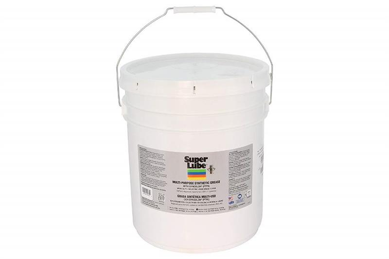 Super Lube Synthetic Grease With PTFE Teflon 41030 30 Lb Bucket