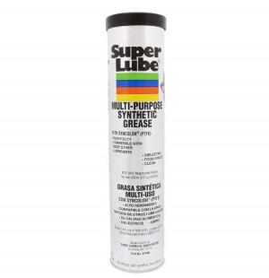Super Lube Synthetic Grease With PTFE Teflon 41150 400 Gram Cartridge