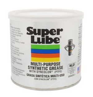 Super Lube Synthetic Grease With PTFE Teflon 41160 400 Gram Jar